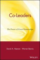 Co-leaders