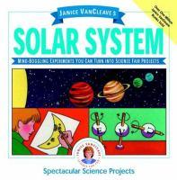 Janice VanCleave's Solar System