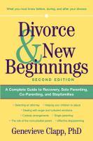 Divorce & New Beginnings