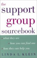 The Support Group Sourcebook