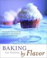 Baking by Flavor