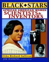 African American Women Scientists and Inventors