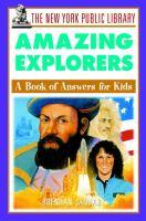 The New York Public Library Amazing Explorers