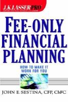 Fee Only Financial Planning