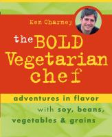 The Bold Vegetarian Chef