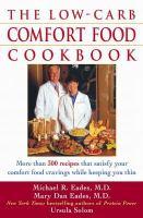 The Low-carb Comfort Food Cookbook
