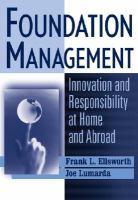 Foundation Management