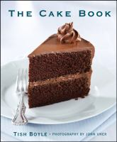 The Cake Book
