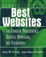 Best Websites for Financial Professionals, Business Appraisers, and Accountants