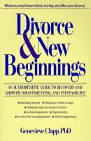 Divorce and New Beginnings