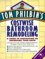 Tom Philbin's Costwise Bathroom Remodeling