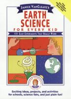 Janice VanCleave's Earth Science for Every Kid