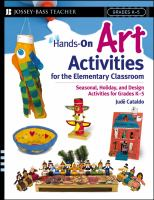 Hands-on Art Activities for the Elementary Classroom