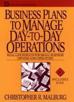 Business Plans To Manage Day-to-day Operations