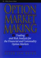Option Market Making