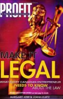 Make It Legal