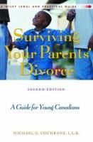 Surviving your Parent's Divorce