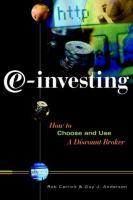E-investing