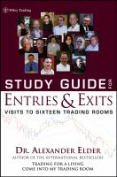 Study Guide for Entries & Exits