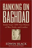 Banking on Baghdad