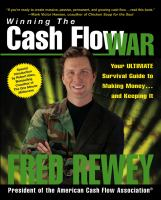 Winning the Cash Flow War