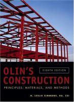 Olin's Construction