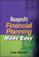 Nonprofit Financial Planning Made Easy