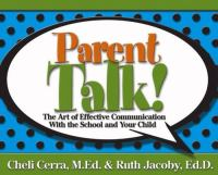 Parent Talk!