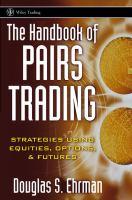 The Handbook of Pairs Trading