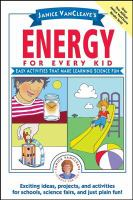 Janice VanCleave's Energy for Every Kid