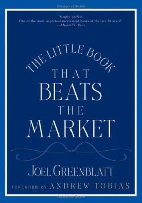 Cover image for The Little Book That Beats the Market