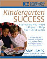 Image: Kindergarten Success