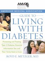 Guide to Living With Diabetes