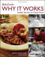 Betty Crocker Why It Works