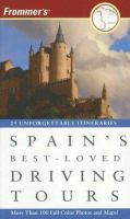 Spain's Best-loved Driving Tours