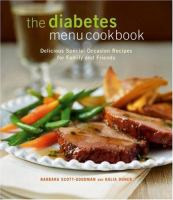 The Diabetes Menu Cookbook