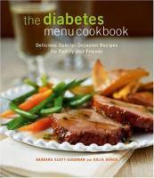 The Diabetes Menu Cookbook