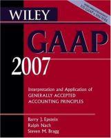 Wiley GAAP 2007