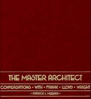The Master Architect