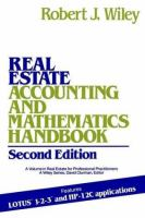 Real Estate Accounting and Mathematics Handbook