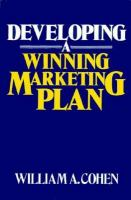 Developing A Winning Marketing Plan