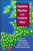 Population Migration in the European Union