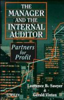 The Manager and the Internal Auditor