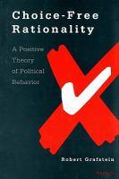 Choice-free Rationality