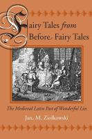 Fairy Tales From Before Fairy Tales