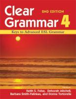Clear Grammar 4