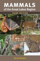 Mammals Of The Great Lakes Region, 3rd Ed