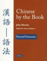 Chinese by the Book