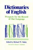 Dictionaries of English