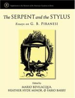 The Serpent and the Stylus